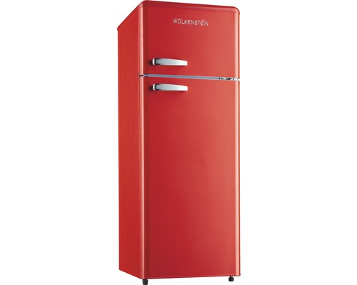 Réfrigérateur-congélateur Wolkenstein GK212.4RT FR lxhxp 54.5 x 145.6 x 62.6 cm compartiment de réfrigération 172 l compartiment de congélation 39 l