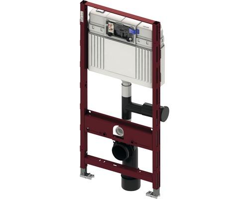 Module de WC TECEprofil hauteur de construction 1120mm avec raccord pour aspiration des odeurs 9300003