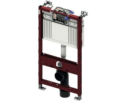 Module de WC TECEprofil hauteur de construction 980mm actionnement par le haut ou l''avant 9300022