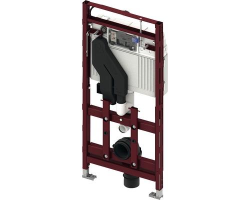 Module de WC TECElux 400 hauteur de construction 1120mm réglable en hauteur avec aspiration des odeurs 9600400