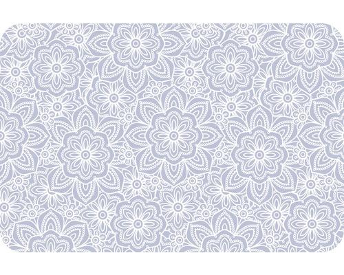 Set de table Sienna floral transparent 29x44cm