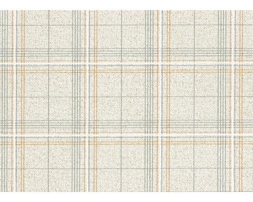 Revêtement de table Quadra beige 138x1500cm