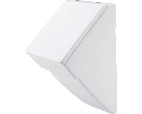 Urinoir DURAVIT Vero alimentation par l''arrière blanc 2801320000
