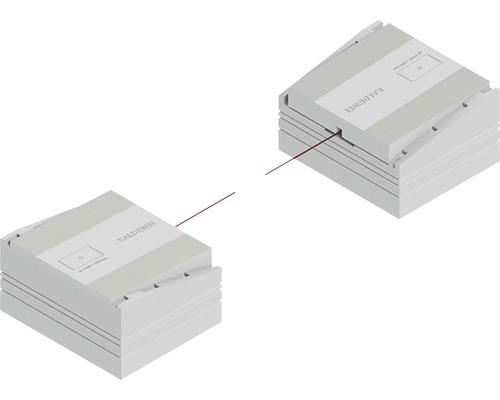 Système de support central Kaldewei MAS 5315 pour Conoflat 688076990000
