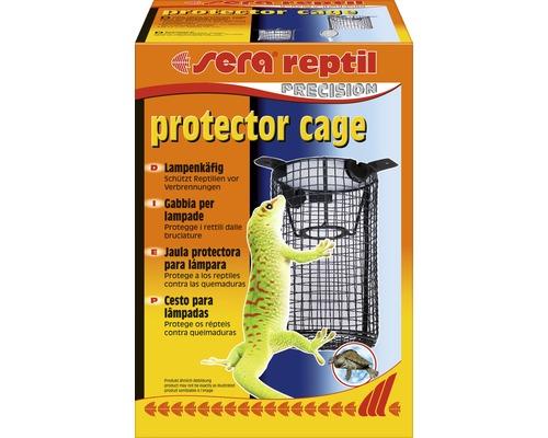Cage à lampe sera reptil protector cage