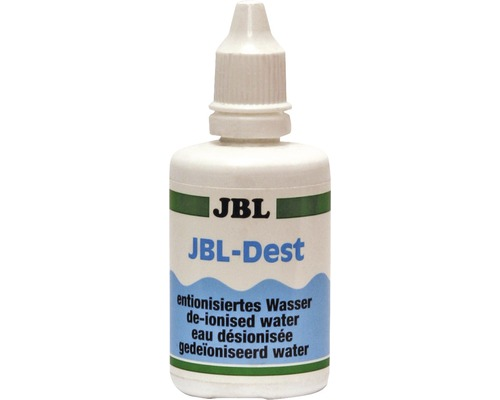 Reinigungswasser JBL Dest 50 ml