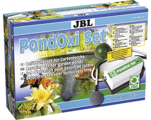 Ensemble ventilation pour bassin de jardin JBL PondOxi-Set