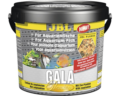 Flockenfutter JBL Gala 5,5 l