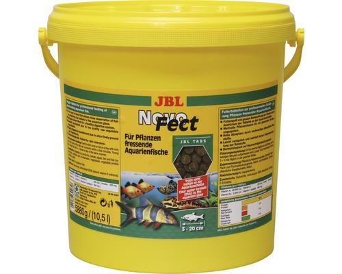 Futtertabletten JBL NovoFect 10,5 l