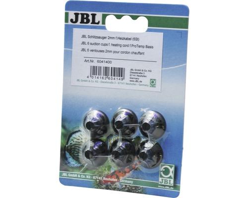 Ventouse à fente JBL 2mm, 6pièces