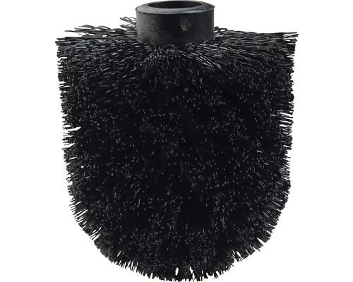 Pot à balai pour brosse à WC noir