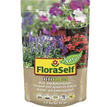 Engrais pour plantes de balcon FloraSelf Nature BIORGA 1,5kg