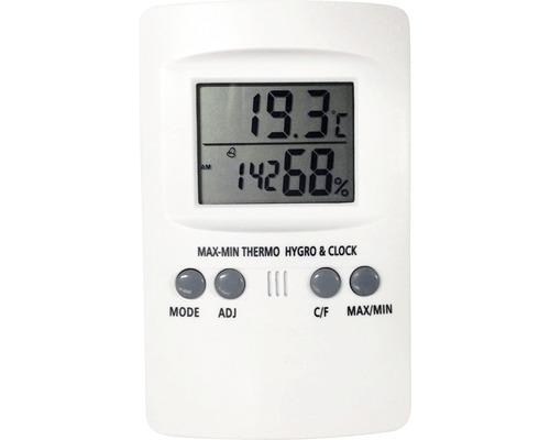 Thermomètre/hygromètre numérique