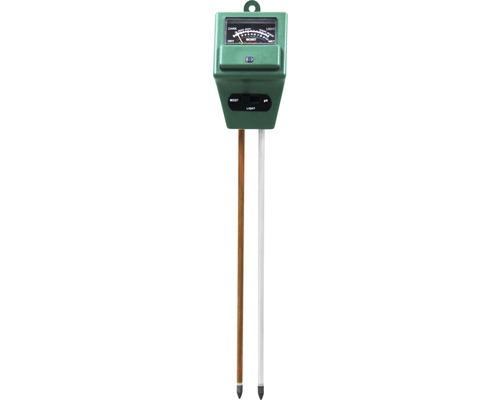 Thermomètre extérieur et pluviomètre