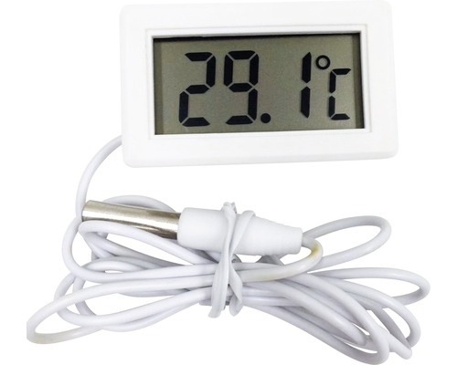Thermomètre avec capteur, numérique