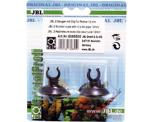 Ventouse à clip JBL 12mm, 2pièces