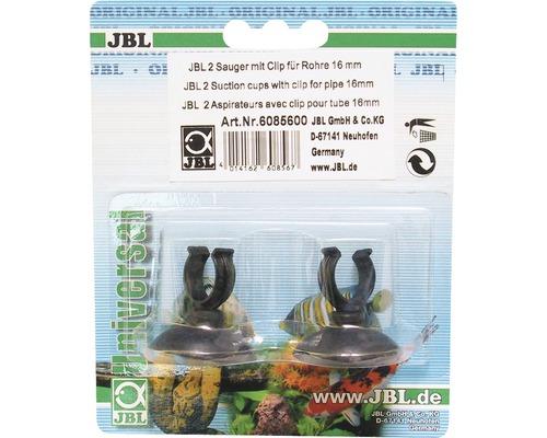 Ventouse à clip JBL 16mm, 2pièces