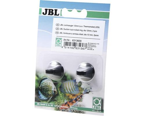 Ventouse à anneau JBL 12mm, 2 pièces