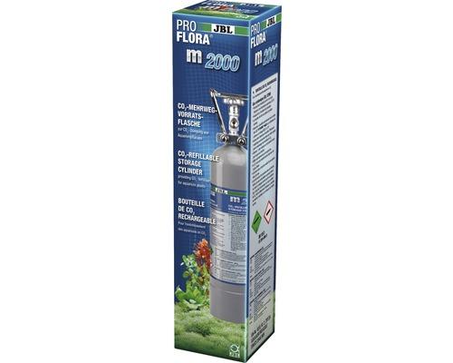 Bouteille réutilisable avec CO2 JBL ProFlora m2000