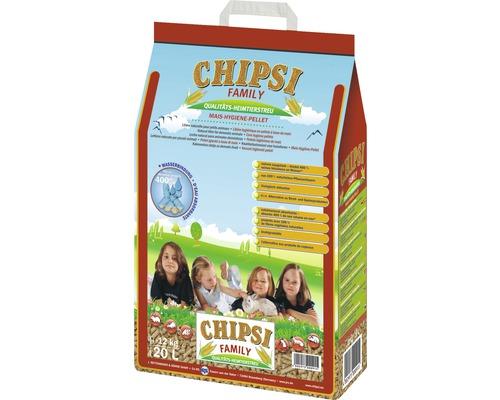 Litière JRS Chipsi Family 20 l