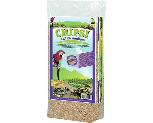 Kleintierstreu JRS Chipsi Extra Medium 15 kg