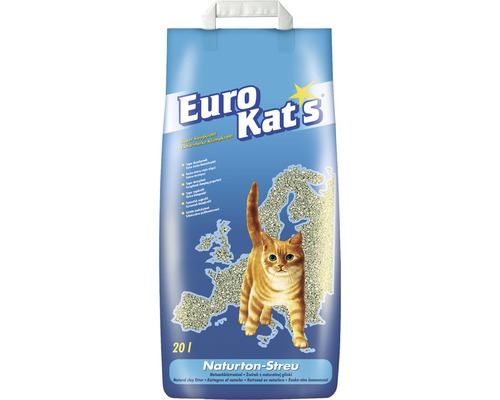 Katzenstreu EUROKATS 20 l