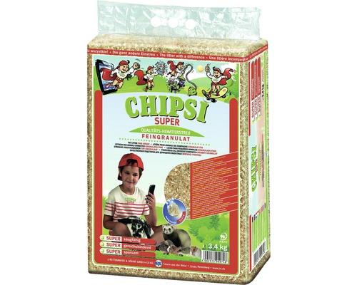 Litière Einstreu JRS Chipsi Super 3,4kg