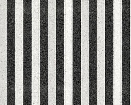 Papier peint intissé 3151 51 Bling Bling Blocs de rayures noir