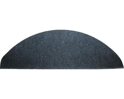 Marchette d''escalier Super anthracite 26x65 cm