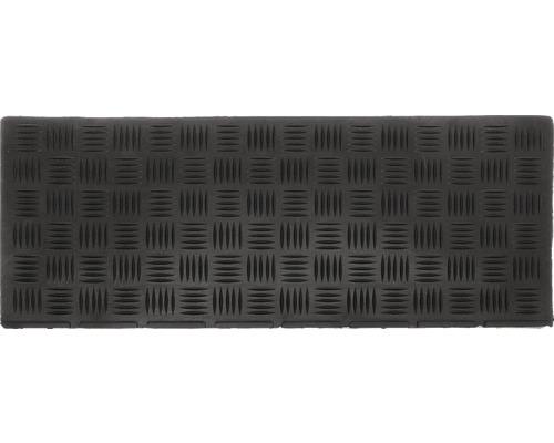 Marchette d''escalier Imperial noir 25x65cm