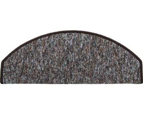 Marchette d''escalier Camp marron 28x65cm
