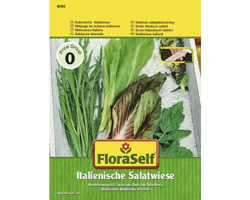 Mélange de graines de salades italiennes FloraSelf