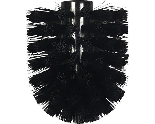 Tête de brosse de rechange Spirella noir 83 mm