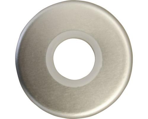Rosace ovale Ø 50 mm alu F1