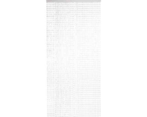 Rideau de porte cristal 90x200 cm