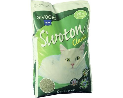Katzenstreu SIVOCAT Sivoton Classic 20 l