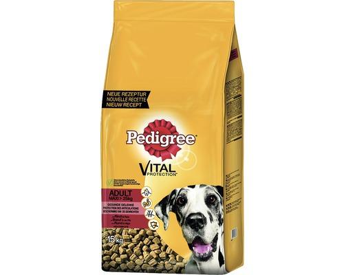 Hundefutter trocken, Pedigree Adult Maxi 15 kg