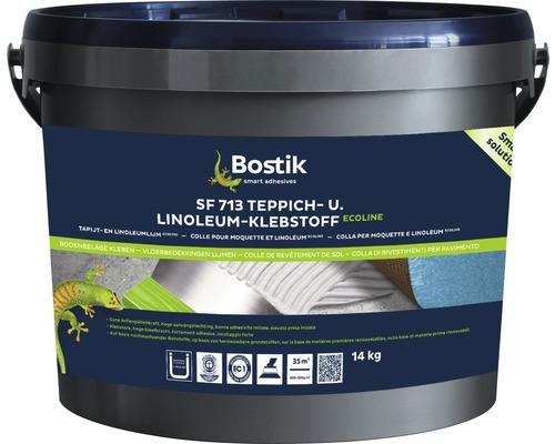 Colle à tapis et linoléum Bostik SF 713 d'Ecoline 14 kg
