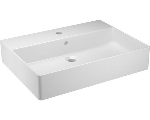 Lavabo Jungborn Slimline Nissa 60 cm, blanc