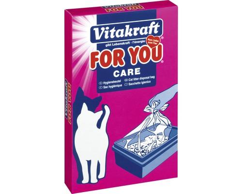 Sac hygiéniques Vitakraft Vita Clofix 15 pièces