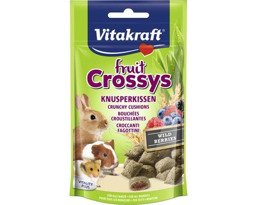 Friandise Vitakraft Fruit Crossys Cochons d''Inde 45 g