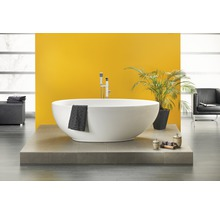 Baignoire balnéo Confort - Baignoire indépendante système Light et Silent Cornwall 185x94,5cm blanc-thumb-7