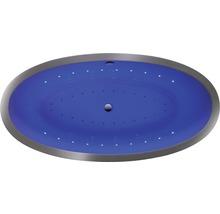 Baignoire balnéo Confort - Baignoire indépendante système Light et Silent Cornwall 185x94,5cm blanc-thumb-3