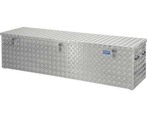 Coffre en aluminium grain de riz R470 Alutec 1896x520x525 mm