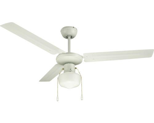 Ventilateur de plafond Madeira Kalmen Ø 122 cm blanc