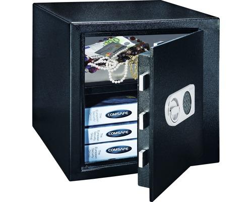 Geschäftstresor Monaco 45 mit Elektronikschloss schwarz