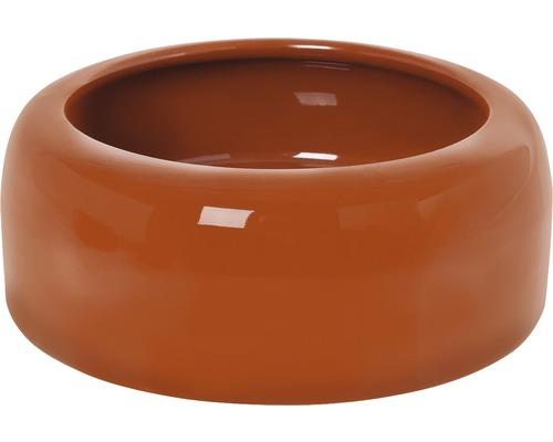 Écuelle Karlie céramique 500ml marron