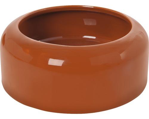 Écuelle Karlie céramique 250ml marron
