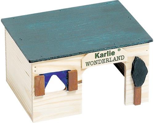Abri pour rongeurs Karlie Wonderland Ecco Small 18x14x10cm