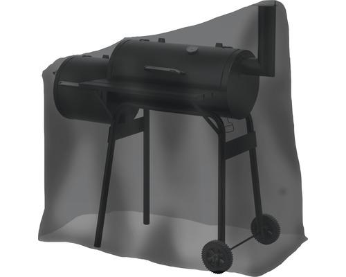 Housse de protection Tepro pour fumoir ovale petit 66,4x114x109,2 cm noir